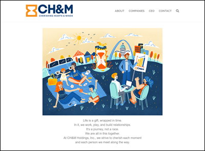 CH&M Holdings