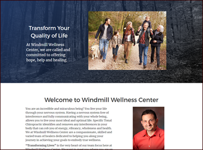 Windmill Wellness Center